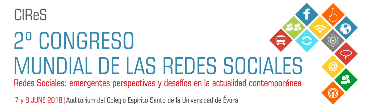 2.º Congreso Internacional de Redes Sociales (CIReS)